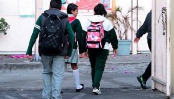 Regresan a clases 8 millones de alumnos en estados afectados por sismos
