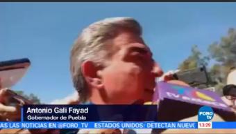 Antonio Gali Anuncia Suspensión Uber Puebla