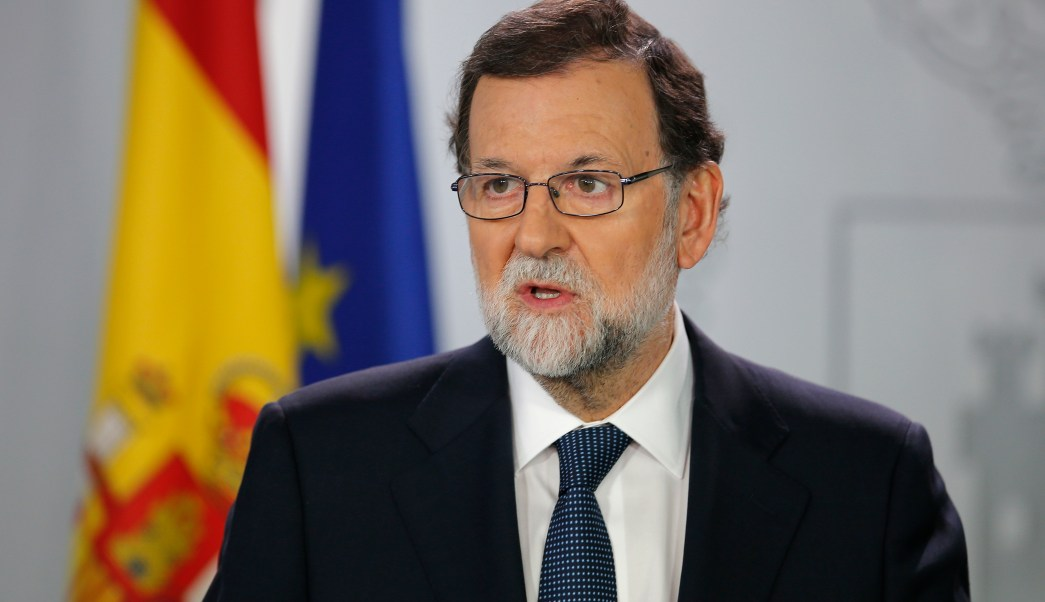 Rajoy da hasta el lunes a Puigdemont para confirmar si declaró independencia