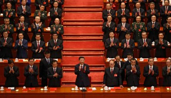 inscriben xi jinping estatutos pcc mao