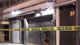 asesinan a catedratico de la unam en cafeteria de la cdmx