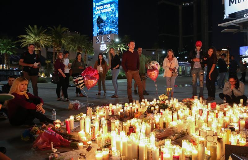 Ataque en Las Vegas, el peor tiroteo de los últimos 25 años en EU