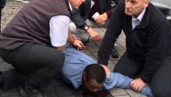 Varios heridos en Londres tras atropellamiento junto al Museo de Historia