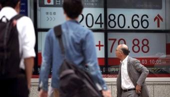 Bolsa de Tokio cierra en alza, en máximos de 21 años