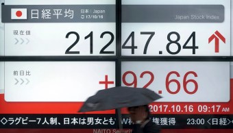 Bolsa de Tokio suma 11 jornadas de cierres positivos