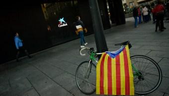 CaixaBank es una de las 540 empresas que dejaron Cataluña