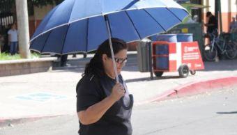 Altas temperaturas superan los 45 grados en Sonora