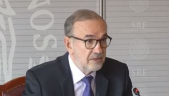 Carlos Manuel Sada, subsecretario para América del Norte, SRE