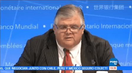 Agustín Carstens Optimista Sobre Renegociación Tlcan Gobernador Del Banco De México