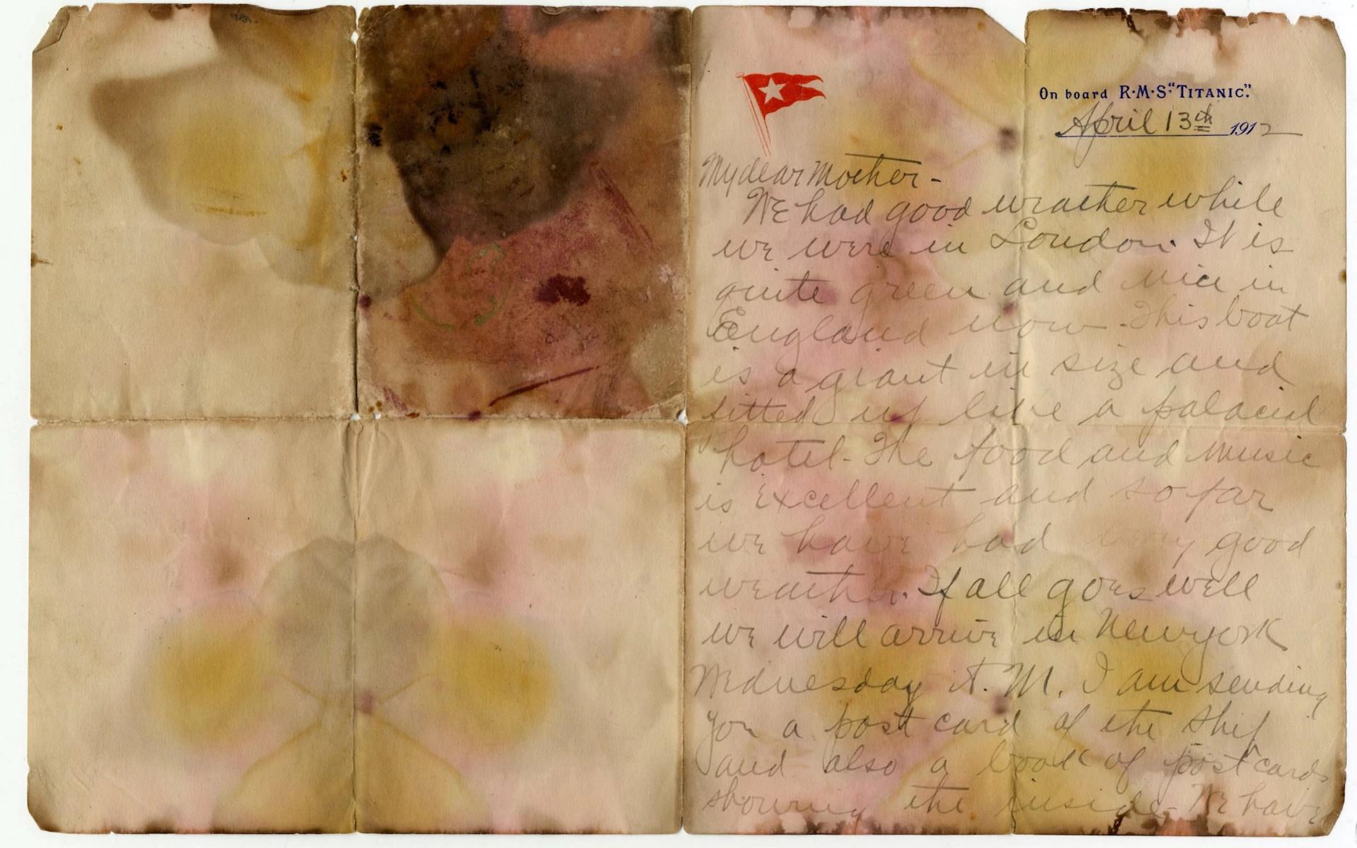 Carta_Titanic