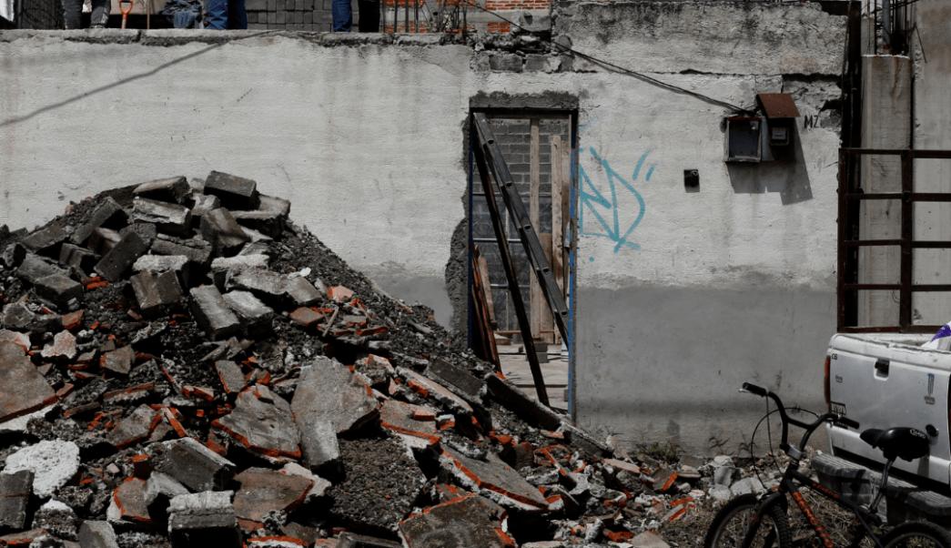 Damnificados recibieron dinero del fideicomiso de Morena