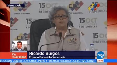 Chavismo Impone Elecciones Regionales Venezuela