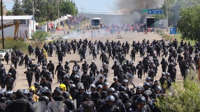 CNDH explica su resolución sobre el operativo en Nochixtlán