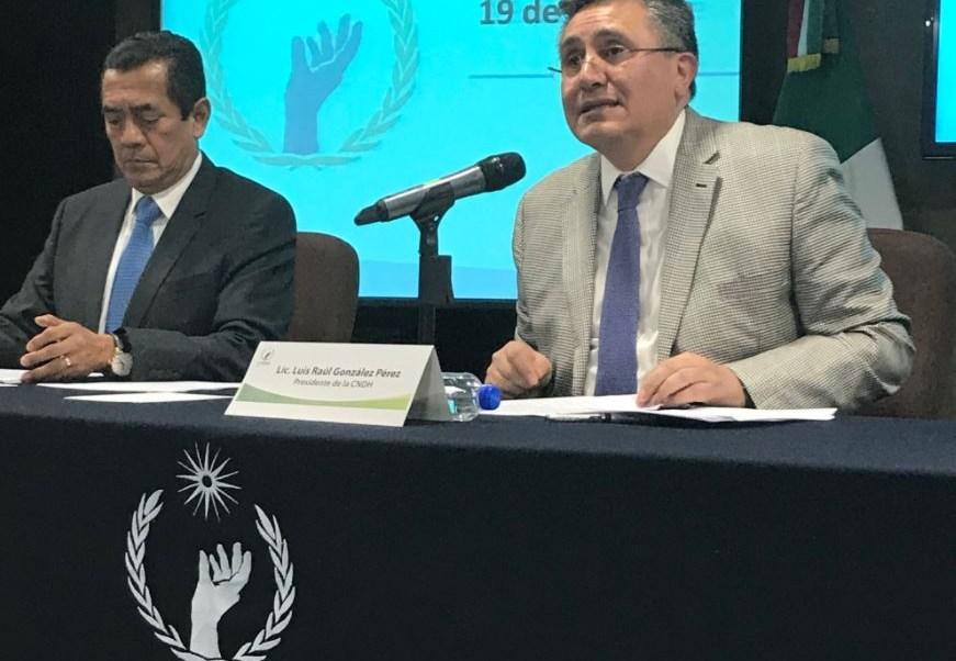 CNDH confirma violaciones graves a derechos humanos en caso Nochixtlán