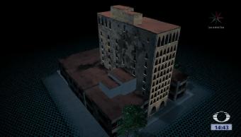 Cómo Serán Proyectos Demolición Gobierno Ciudad De México