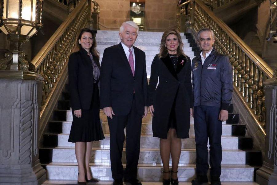 Conago se reúne con Cámara de Comercio de EU sobre TLCAN