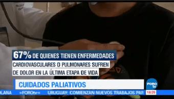 Cuidados Paliativos México Estima 25 Millones