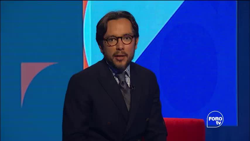 Genaro Lozano entrevista al Embajador de Perú Julio Garro