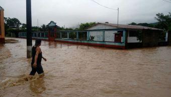 tormenta tropical ramon provoca inundaciones oaxaca