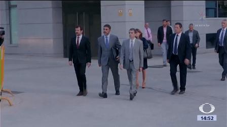 Dejan Libertad Jefe Policía Cataluña España Josep Lluís Trapero