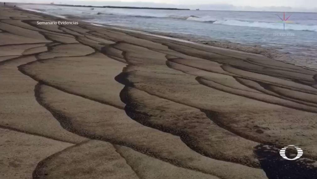 pemex derrame hidrocarburo oaxaca provocado vandalismo