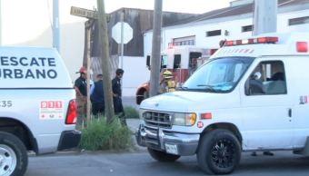 Derrame químico moviliza servicios de emergencia en Monterrey