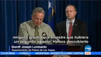 Descartan Cómplice Tirador Las Vegas Policía Stephen Paddock