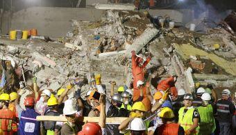 detienen a responsable de construir edificio colapsado por sismos