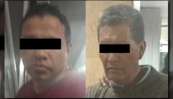 detienen a dos agresores sexuales en el metro