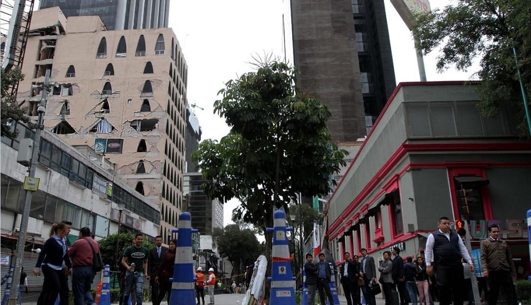 suman 52 edificios colapsados sismo cdmx