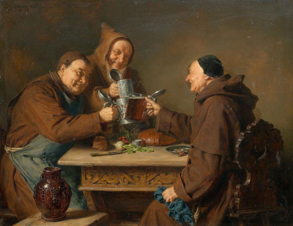 Cerveza tibia