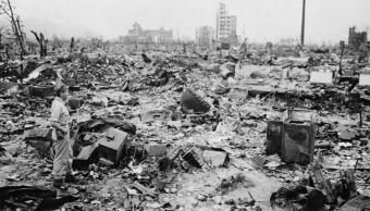 El 6 de agosto de 1945, Estados Unidos lanzó una bomba nuclear contra la ciudad japonesa de Hiroshima