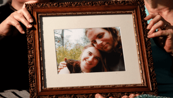 El canadiense Joshua Boyle,y su esposa estadounidense Caitlan Coleman