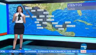 Clima A Las Tres Daniela Álvarez Sistema Frontal Noroeste