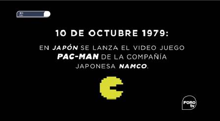 Día Lanzaron Japón Video Juego Pac Man