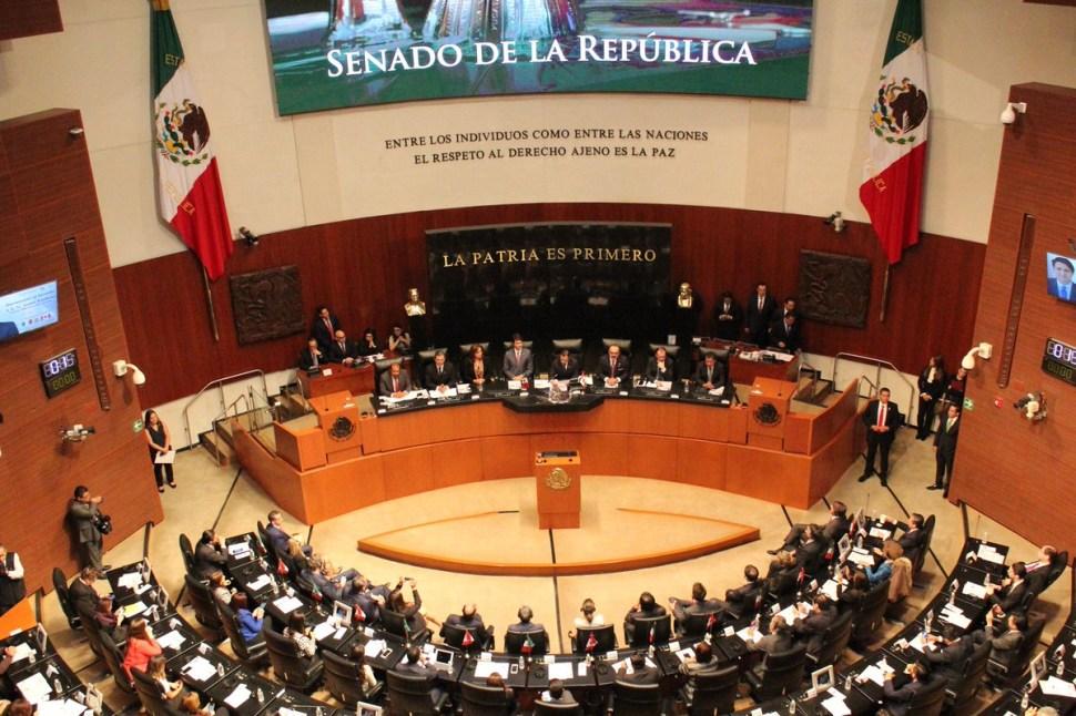 El senado recibe a justin trudeau en sesi n solemne for La camara de senadores