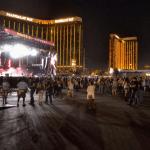 El tiroteo en Las Vegas se produjo la noche del domingo