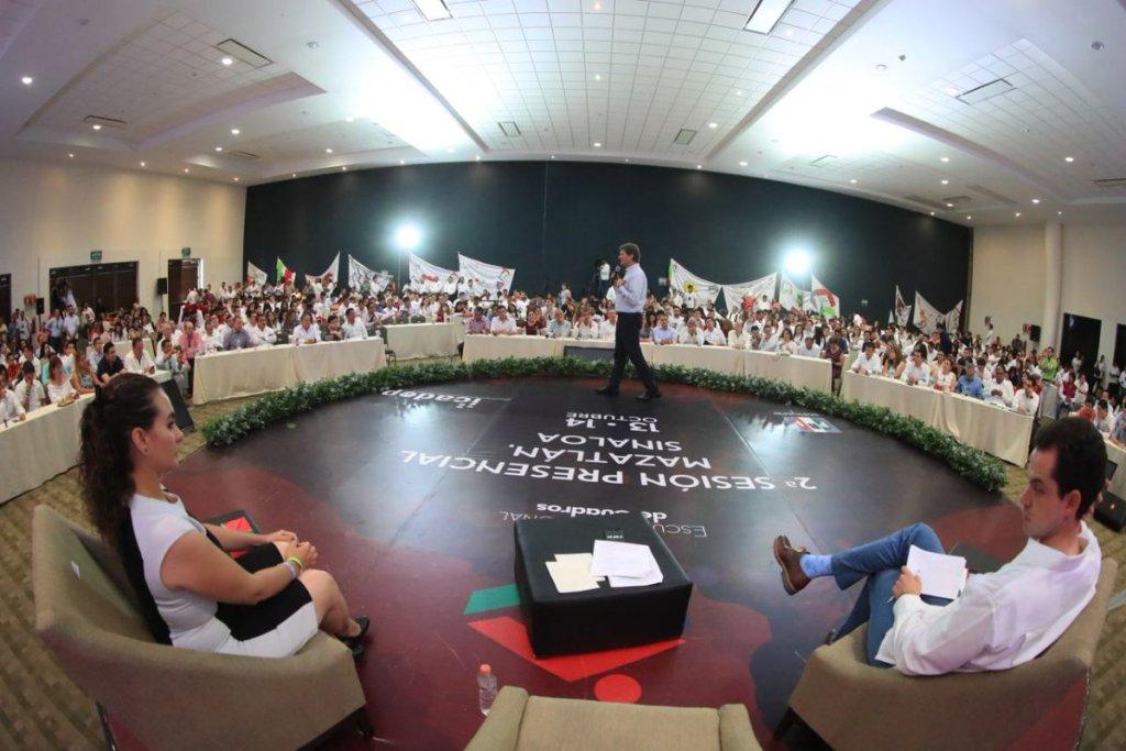 Enrique de la Madrid, uno de los presidenciables del PRI