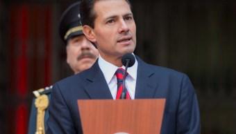 EPN inaugurará Cumbre de Neogios, analizarán condiciones económicas de Mëxico