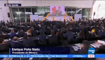Epn Avanza Lucha Corrupción México Presidente Enrique Peña