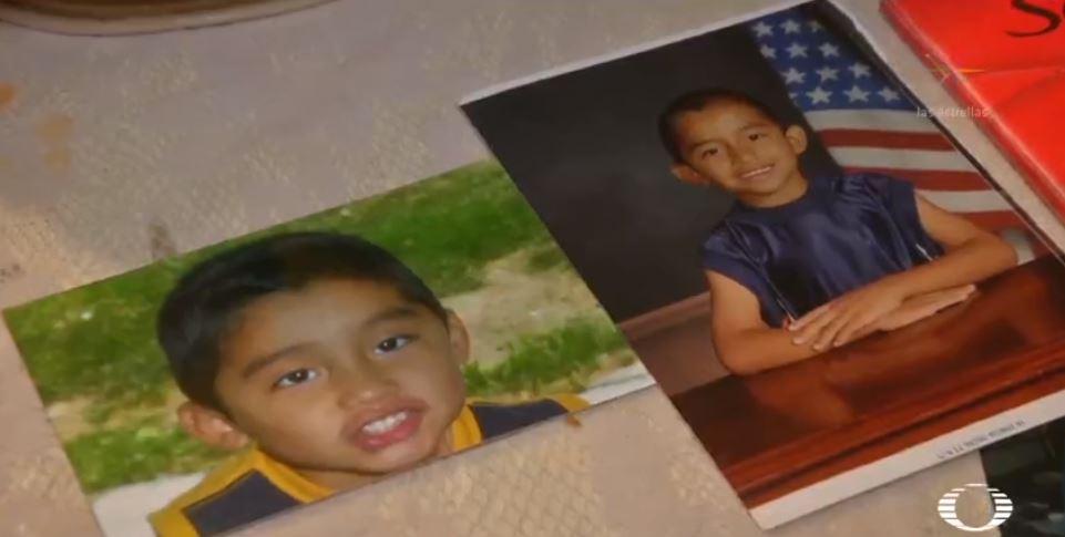 Erick pasó toda su infancia en Ciudad Juárez, Chihuahua