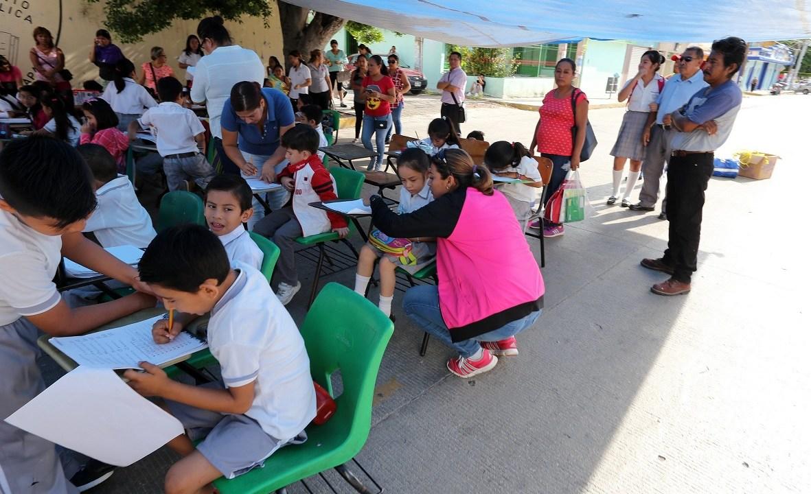 regresan clases 7 6 millones alumnos cinco estados sismos