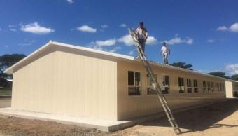 Tardará hasta 7 meses la reconstrucción de escuelas en Oaxaca