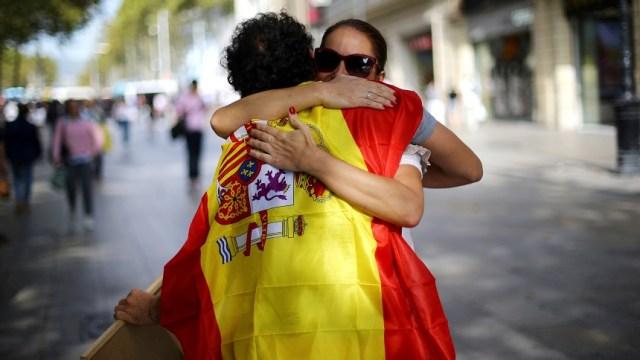 España advierte que actuará si Cataluña se declara independiente