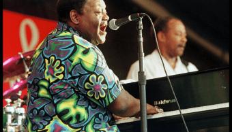 Fats Domino vendió más de 65 millones de discos a lo largo de su carrera