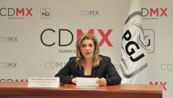 Detienen a mujer con marihuana y metanfetaminas en la delegación Venustiano Carranza