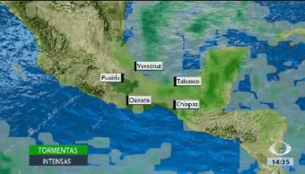 Frente Frío Llegará Centro México