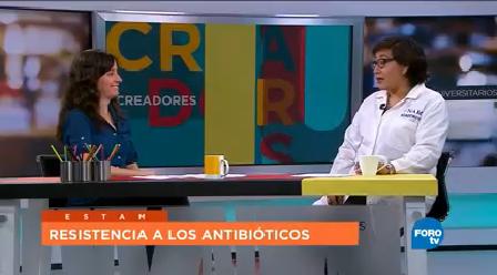Funcionamiento Antibióticos Doctora María Hernández Salud Humana