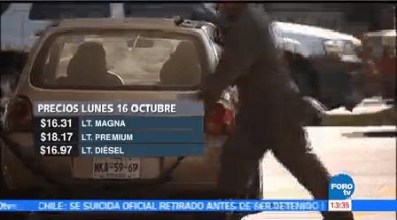 Gasolinas Reportan Mayor Nivel Precios Combustibles
