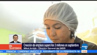 106 Mil Nuevos Patrones Registrados Ante Imss Crearon Empresas